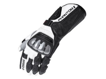 Phantom 2 Handschuh schwarz/weiss