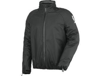 Ergonomic Pro DP Regen Jacke Regenjacke schwarz