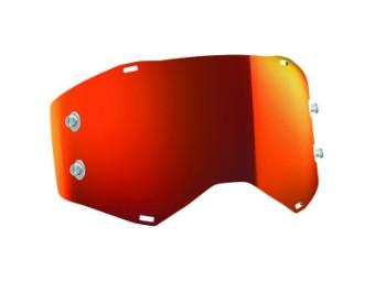 Single Works Lens Antifog Ersatzglas Prospect / Fury orange-chrome