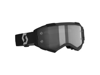 Fury LS LightSensitive Goggle Glas: LS gr  black/grey