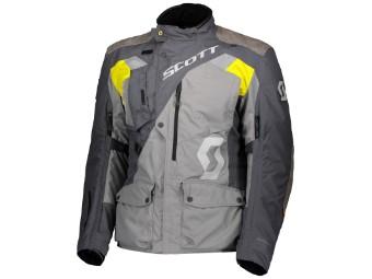 Dualraid Dryo Jacket grey/yellow
