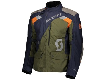 Dualraid Dryo Jacket nightblue/moos-green