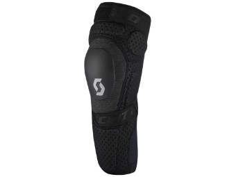 Softcon Hybrid Knee Guard Schwarz
