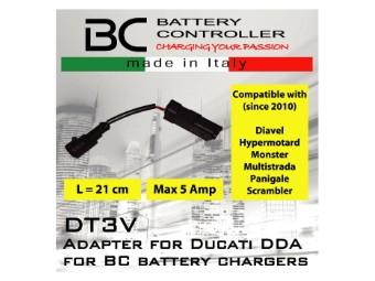 Adapter BC für Ducati DDA DT3V wasserdicht
