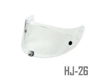 Visier für RPHA 11 / RPHA 11 Carbon / RPHA 70 / RPHA 70 Carbon / HJ-26 klar