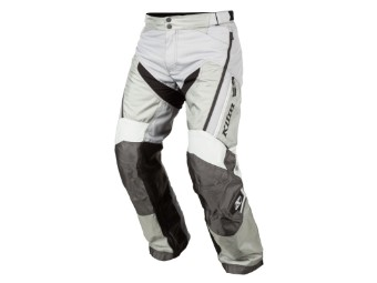 Dakar Pant Monument Grey Enduro MX Hose Over the Boot grau