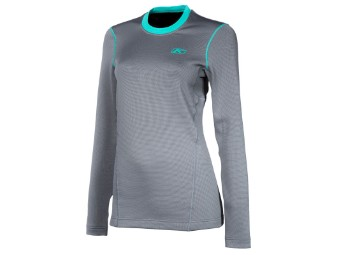 Solistice Shirt 2.0 Women grau