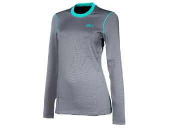 Solistice Shirt 2.0 Women grau