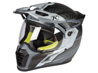 Krios Pro Carbon Helm Arsenal Grey