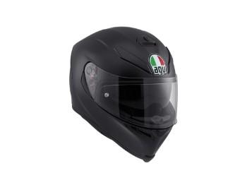 K5 S Helm matt-schwarz