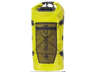Gepäckrolle Roll Bag 40 Liter neon-gelb