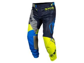 XC Lite Kinetik Blue Pants MX Offroad Enduro Hose