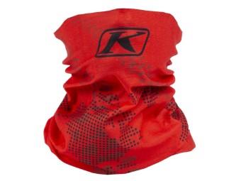 Nek Sock Red Venture Halstuch Schlauchtuch Tuch
