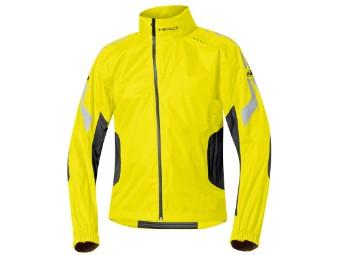 Wet Tour Regenjacke neon-gelb