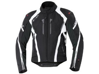Imola 2 Sport Jacke GoreTex schwarz/weiß