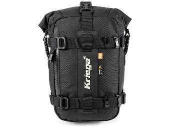 US-5 Drypack Tasche -wasserdicht- 5 Liter schwarz