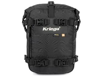 US-10 Drypack Tasche -wasserdicht- 10 Liter schwarz