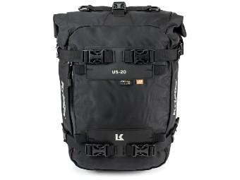 US-20 Drypack Tasche -wasserdicht- 20 Liter schwarz
