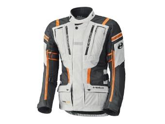 Hakuna 2 Jacke Textil grau/orange