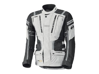 Hakuna 2 Jacke Textil grau/schwarz