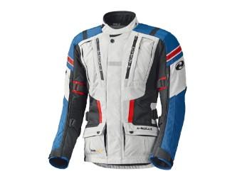 Hakuna 2 Jacke Textil grau/blau