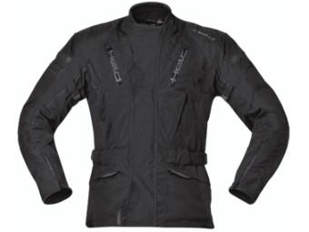 Samara Motorrad Tourenjacke wasserdicht schwarz