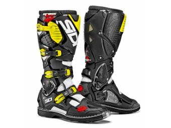 Crossfire 3 MX Offroad Stiefel schwarz/neon-gelb