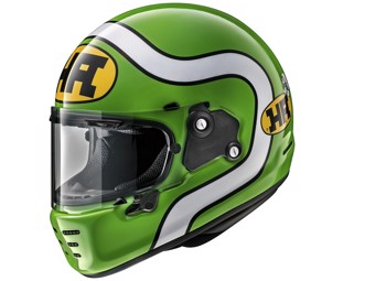 Concept-X HA green Helm Grün/Weiß