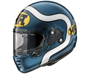 Concept-X HA Blue Helm Blau/Weiß
