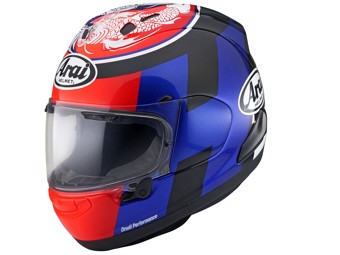 RX-7V Leon Haslam Helm