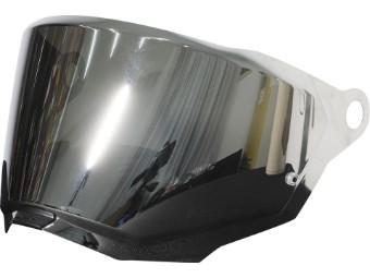 MX701 Explorer C / Explorer HPFC Visier silber verspiegelt