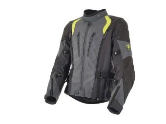 Superior Active Jacke Grau/Anthrazit
