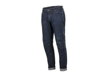 Five Motorrad Jeans blau