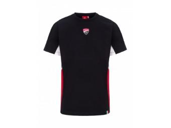 T-Shirt Side Inserts 2020 Schwarz