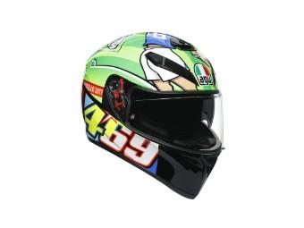 K3 SV Rossi Mugello 2017 Motorrad Helm