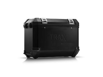 TRAX ION L Seitenkoffer für linke Seite, Schwarz