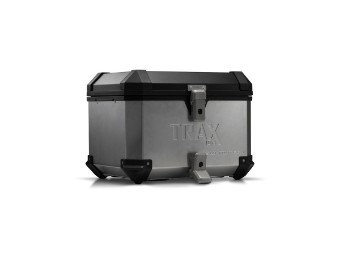 TRAX ION Topcase, Silber