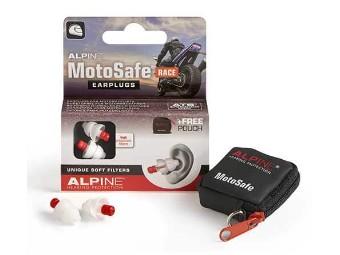 MotoSafe Race Gehörschutz für Motorradfahrer