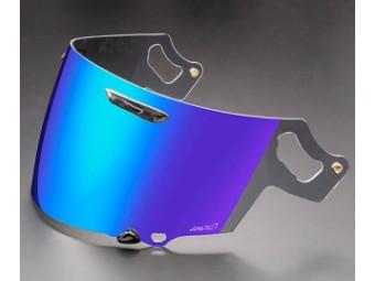 Visier Typ VAS-V Blau verspiegelt RX7-V / QV PRO / CHASER X / PROFILE V