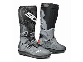 Atojo SRS grau/schwarz Cross Enduro MX Stiefel