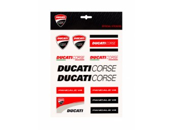 Corse Stickers Aufkleber big