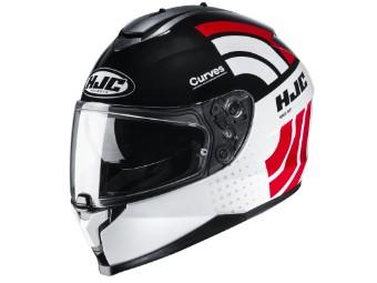 C70 Curves MC-1 rot Helm