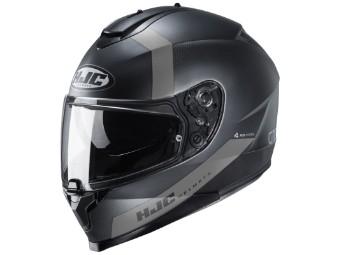 C70 Eura MC-5SF schwarz Helm