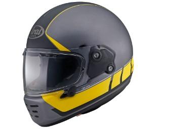 Concept-X Speedblock yellow Helm