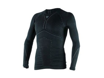 D-Core Thermo Tee LS Lang-Arm Winter schwarz/anthrazit
