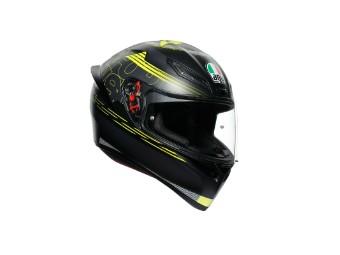 K1 Track 46 Motorrad Helm