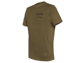 Adventure Long T-Shirt Olive/Schwarz