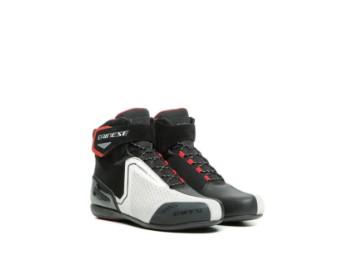 Energyca Air Shoes Schuhe schwarz/weiss/rot