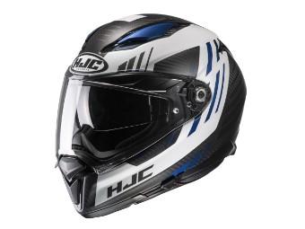 F70 Carbon Kesta MC-2SF blau Helm