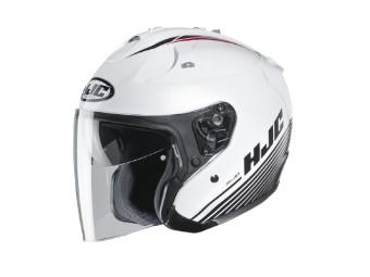 FG-Jet Paton MC10 weiß Jet-Helm